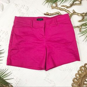 The Limited Pink Shorts